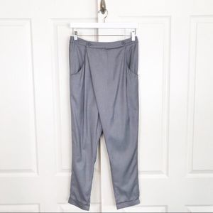 Front Row Criss Cross Trousers NWT